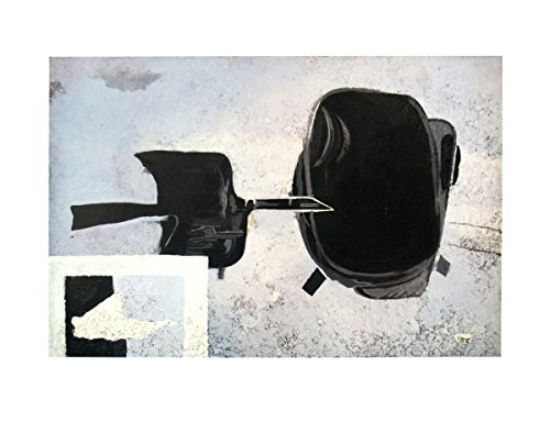 Georges Braque-A Tire D'ailes-1986 Lithograph