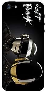Daft Punk v1 iPhone 5S - iPhone 5 Case 3vssG