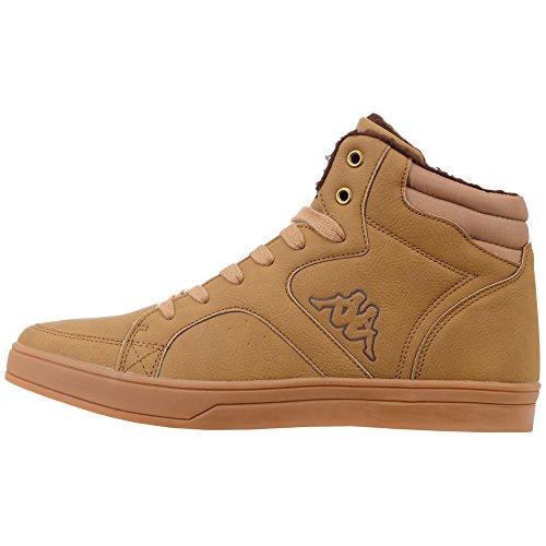 Beige Sneaker Hohe Beige 4150 Brown Nanook Herren Kappa UIBwzPxq