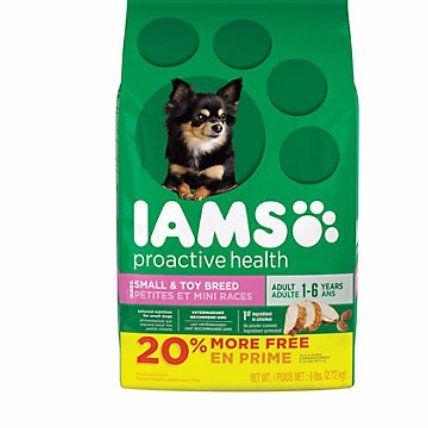 proactive health toy dog food