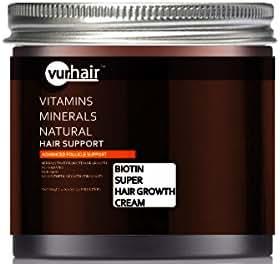 Biotin Super Hair Growth Cream