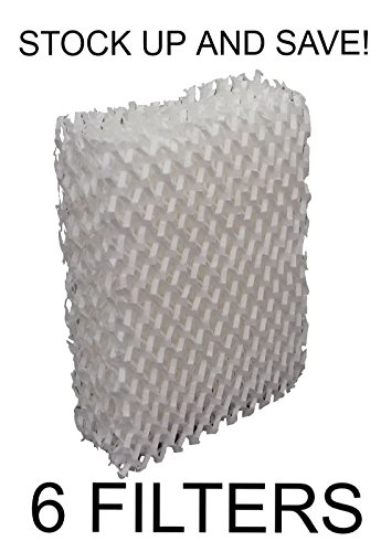 Humidifier Filter for ReliOn RCM-832N RCM-832 (6-Pack)