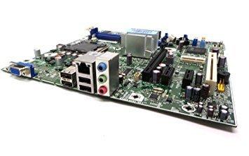 Genuine HP Pavilion Slimline S5610T 608883-002 H-IG41-uATX Eton-GL6 LGA775 Intel G41 Express DDR3 Motherboard Logic Main System Board HP Compatible Part Numbers: H-I41-uATX, 608883-002 ()