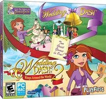 (Wedding Dash 2: Rings Around the World)