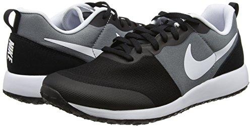 Course Pour Froid noir Homme Noir gris Blanc Elite Blanc Shinsen De Chaussures Nike Gris IUqHB