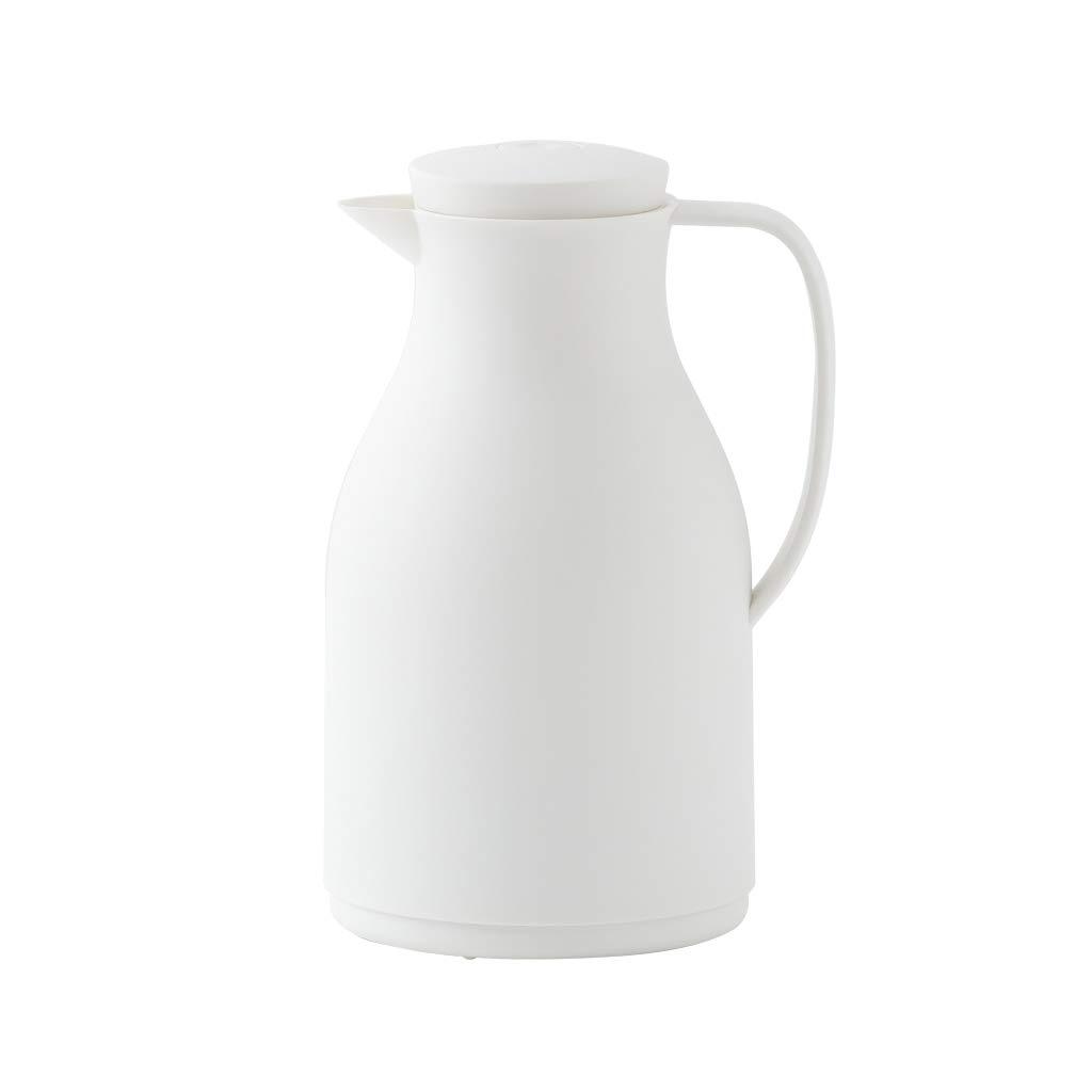 Flachmänner JXLBB Weiße Hauptisolierungs-Topf-Haushaltskessel-Isolierungs-Flasche-große Kapazität Thermos Thermos 1.4L 1.4L 1.4L B07L29BKLD | Verschiedene Waren  d027a4