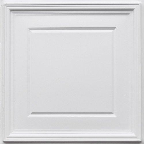 Decorative Ceiling Tiles 24x24 White