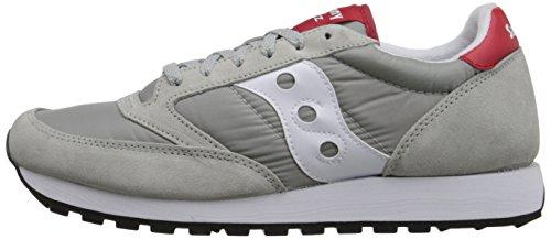 Gomma Laterale Tessuto Tecnico In Para Logo Saucony E Sneaker Con Camoscio nwqwavZ87x