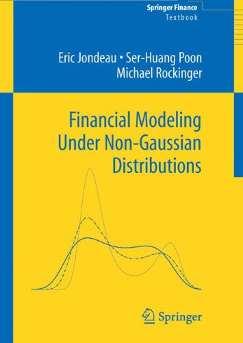 Financial Modeling Under Non-Gaussian Distributions (Springer Finance)