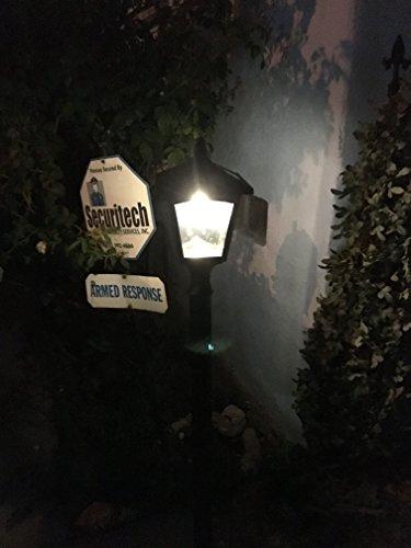 Buy outdoor solar lamp post