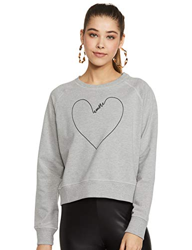 Amazon Brand – Symbol Women Sweatshirt