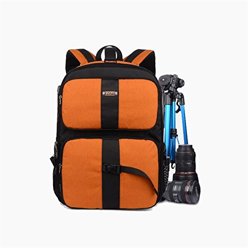 pack camera waterproof SLR Rucksack backpack Daypack Camera Laptop Black XtvnUqOY
