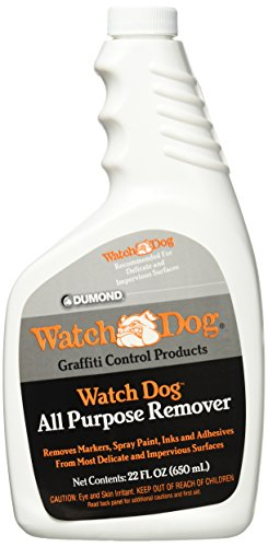 dumond-chemicals-gidds2-2498622-watch-dog-all-purpose-graffiti-remover-6-per-case-22-oz-trigger-bott