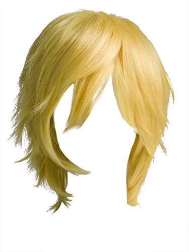 Cosfun Jaune Arc Cosplay Wig mp003290