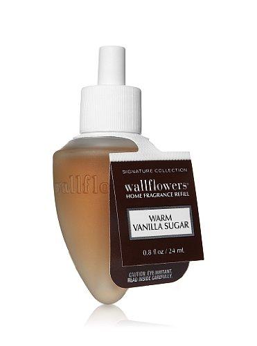 Bath & Body Works Warm Vanilla Sugar Wallflowers Signatur...