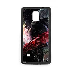 Tokyo Ghoul Samsung Galaxy Note 4 Cell Phone Case Black GYK6604K