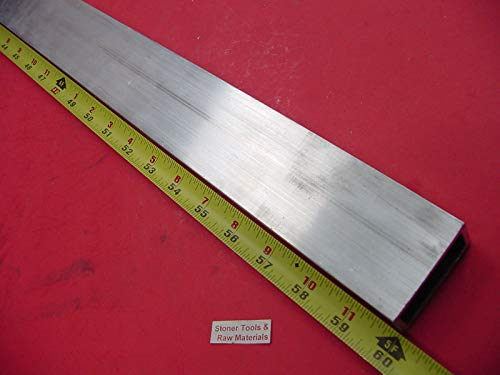 (1''x 2''x 1/8'' Wall Aluminum Rectangle Tube 6063 T52 x 60'' Long 1.0''x 2.0'' x .125'')