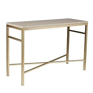 Southern Enterprises, Inc. AMZ3493KC Stone , Console Table