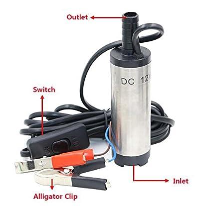 sailflo Diesel Bomba de aceite Diesel extractor de succión bomba ...