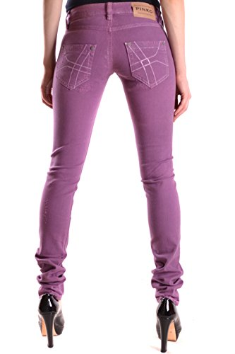 Algodon Morado Pinko Ezbc056038 Jeans Mujer rtwOqBxt