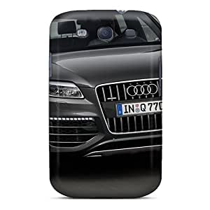 Special Design Back Audi Q7 V12 Tdi 2009 Phone Case Cover For Galaxy S3