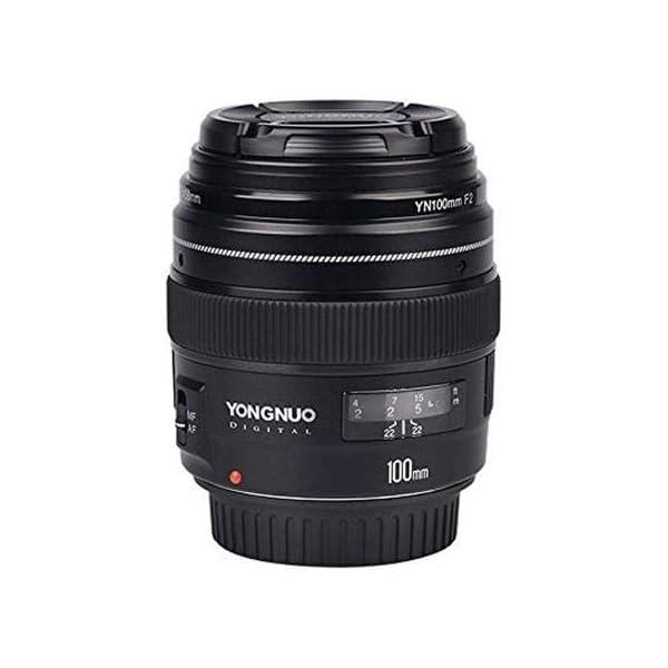 RetinaPix Artek Yongnuo 100mm F2N 1:2 AF MF Large Aperture Auto Prime Focus Lens (for Nikon DSLR)