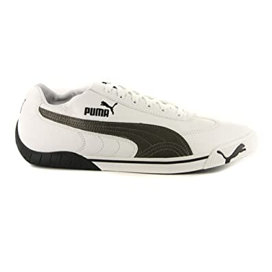meilleur service 425c2 2b342 Mens Puma Speed Cat 2.9 Low White Leather Trainers UK 12 ...