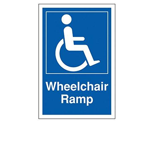 Bryson TRF0305AJAGP - Señal para silla de ruedas (400 mm de ancho, 300 mm de longitud): Amazon.es: Amazon.es