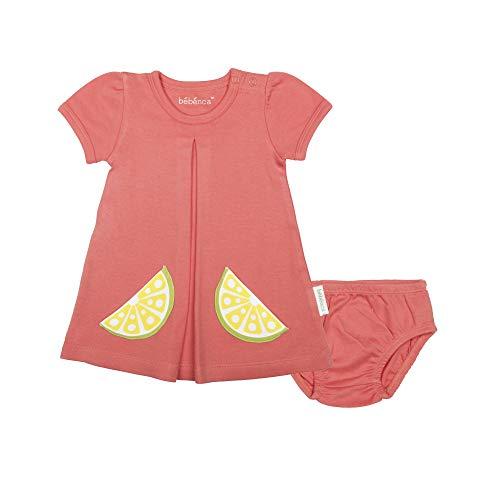 - BÉBÉNCA Organics, Baby Girl Organic Dress (GOTS Certified)