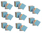 Oxford Mini Index Cards, 3'' x 2.5'', Ruled, Assorted Colors, 200 Per Pack (10010EE) (8)