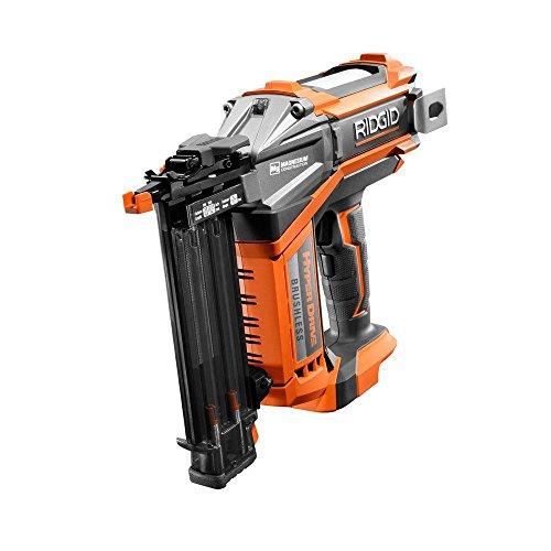 Ridgid ZRR09890B HYPERDRIVE 18-Volt 18-Gauge 2-1/8 in. Brush