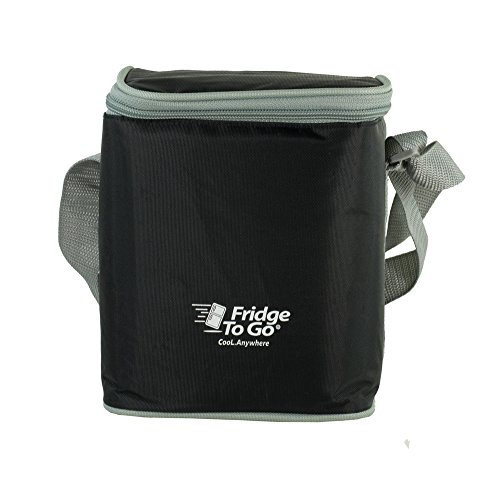 Fridge-to-go Insulated Lunch Box with Cooling Panels