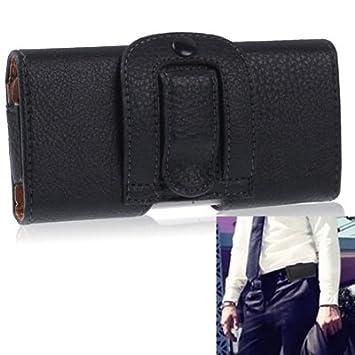 e03a0dc4b026 TechExpert Etui cuir synthétique avec clip ceinture pour iphone 5 5C et 5S  iphone SE