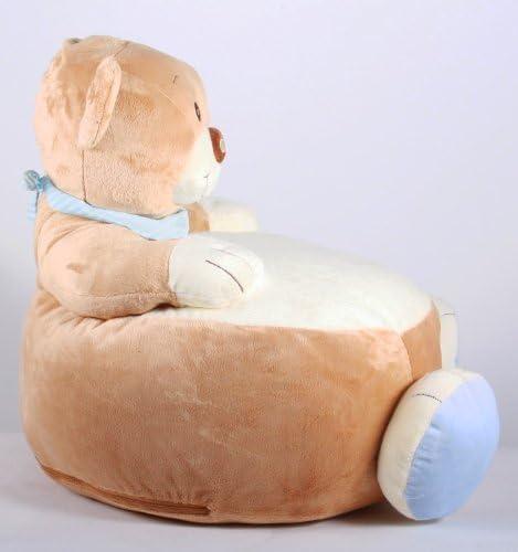 MHJY Stofftier Lagerung Extra Gro/ß Stuhl Sitzsack Einhorn Stofftier Aufbewahrung Kinder Sitzsack Aufbewahrung Beutel 61 x 61 x 50 cm f/ür Kinder Spielzeug-Speicher