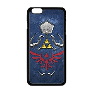 Happy The Hylian Shield (The Legend of Zelda) Cell Phone Case for Iphone 6 Plus