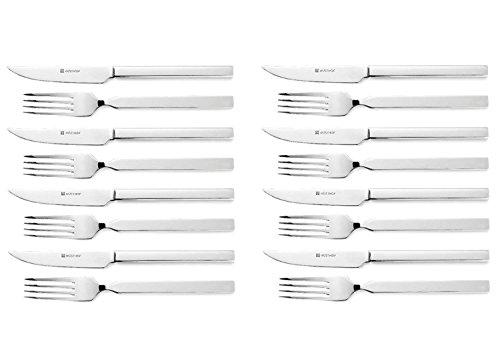 Steak Knives And Forks - 2
