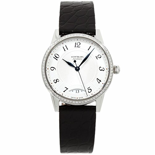 Montblanc Boheme Automatic-self-Wind Female Watch 114734 (Certified Pre-Owned)