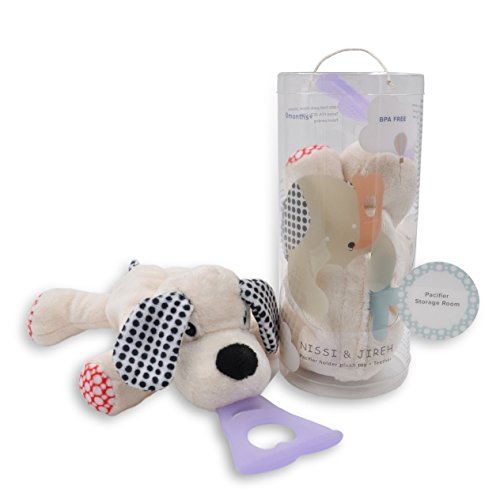 Pacifier holder Silicone teether stimulation product image