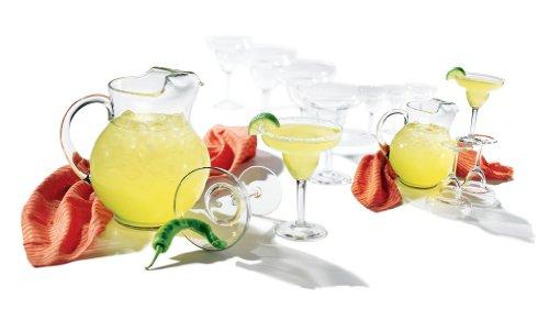 Libbey Cancun Margarita 7-Piece Glassware Set by Libbey