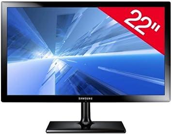 SAMSUNG Samsung T22C350EW - Monitor LED con Sintonizador de TV ...