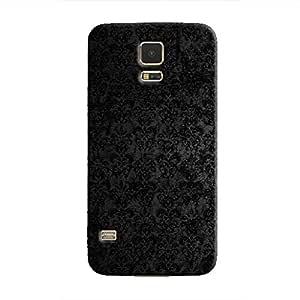 Cover It Up - Dark Classic Wallpaper Galaxy S5 Hard Case
