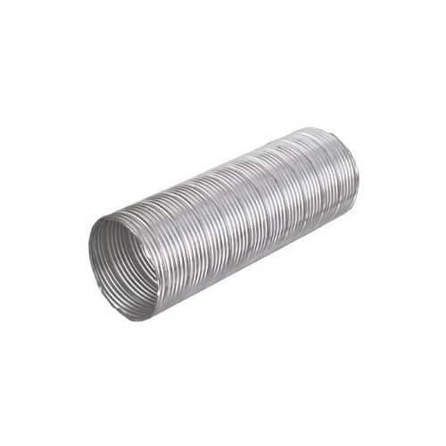 6'' x 15 Ft. Triple Lock Aluminum Flex Duct
