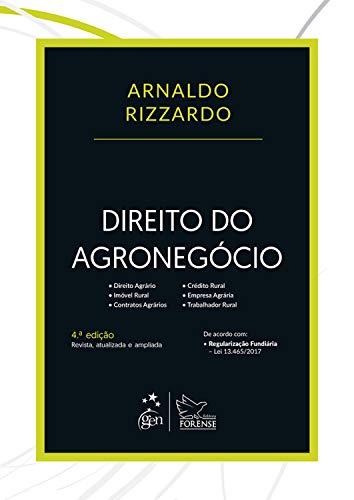 Direito do Agronegócio Arnaldo Rizzardo ebook