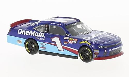 Chevrolet Camaro  No 1  Jr Motorsports  Onemain Financial  Nascar  2017  Model Car  Ready Made  Lionel Racing 1 64