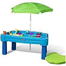 umbrella water table. Black Bedroom Furniture Sets. Home Design Ideas