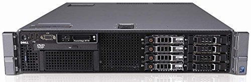 Dell Poweredge R710 Server 2 x Xeon X5650 2.66GHz 72GB No HDD PERC6/i Dual P.S.