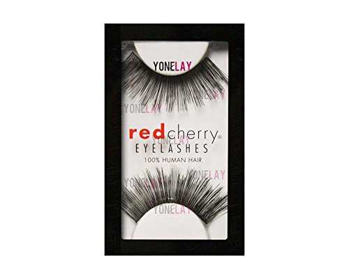 Red Cherry #112 False Eyelashes (Pack of 6 Pairs)