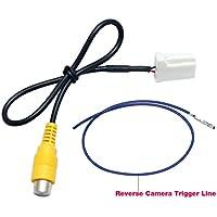 feeldo Car Parking Reverse Plug Converter Cable adaptador de vídeo cámara trasera para Mazda Atenza/CX-5OEM Car Head Unit Modelos