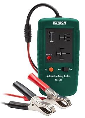 Extech AUT100 Automotive Relay Tester