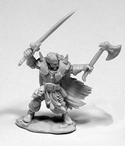 Boris Mingla - Evil Warlord
